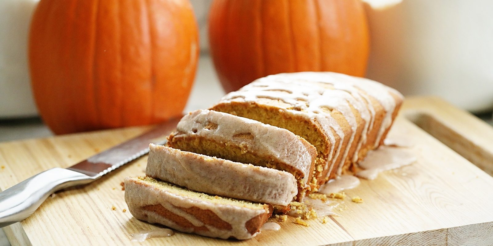 Homemade Pumpkin Bread Recipe Sugar Maple Farmhouse
