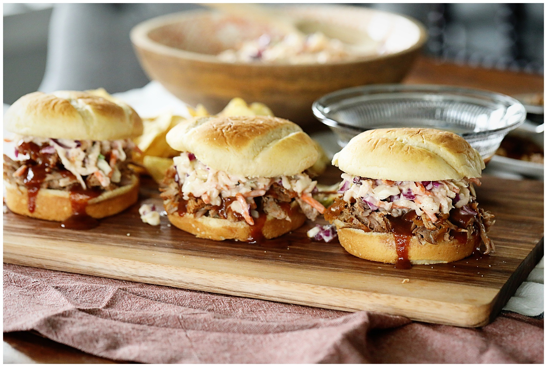 Perfect Instapot Pulled Pork