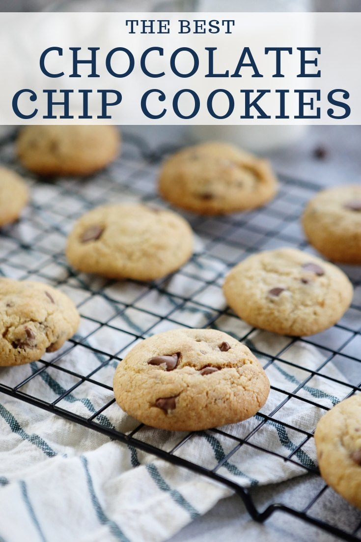 The Best Chocolate Chip Cookies Recipe