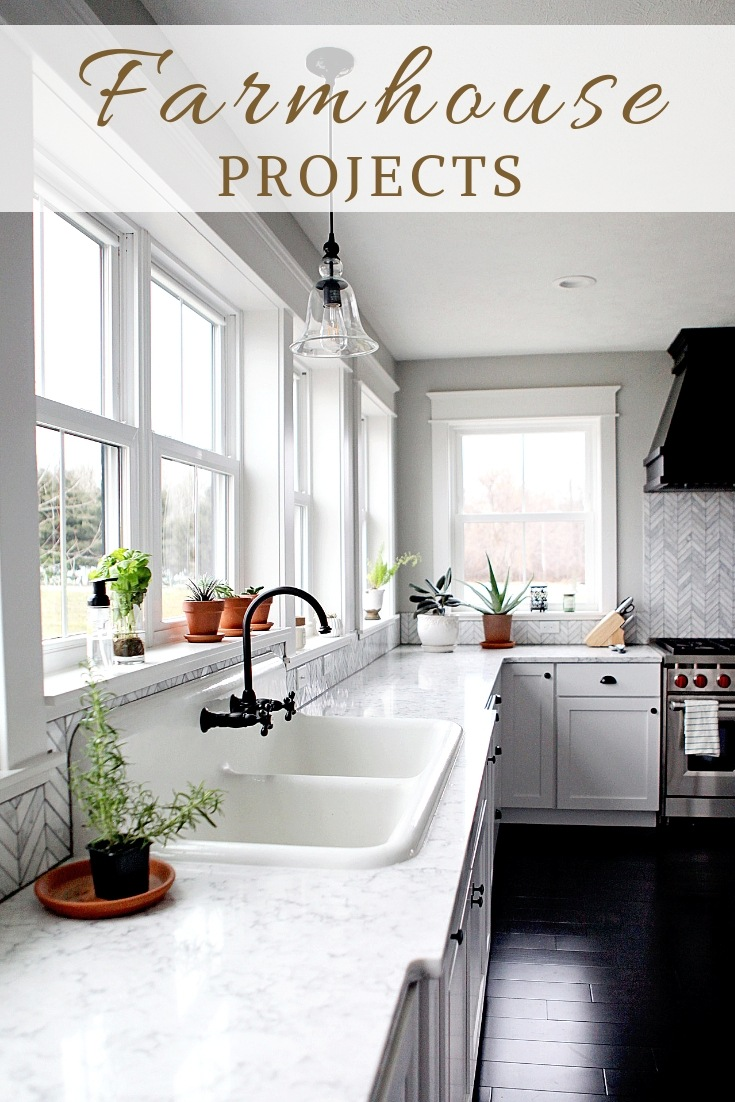 Indoor Farmhouse Projects